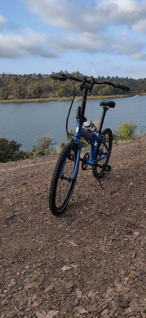 Tern node d8 folding bike for Sale in Lincoln Acres, CA