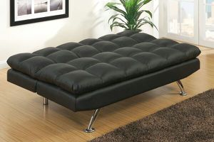 black futon for Sale in Las Vegas, NV