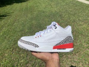 Air Jordan 3 for Sale in Minneola, FL