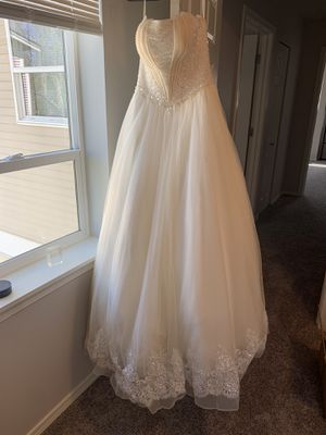 NEW Wedding/Quinceanera dress! for Sale in Bothell, WA