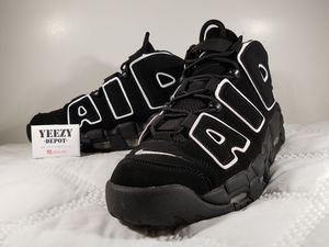 DS Nike Air More Uptempo - Men's Size 10 - Black / White - Scottie Pippen for Sale in Modesto, CA