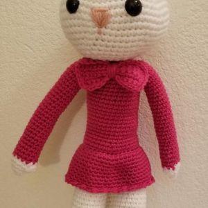 Stuffed Crochet Toy for Sale in Kirkland, WA