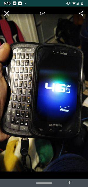 Verizon Samsung cell phone for Sale in Salt Lake City, UT