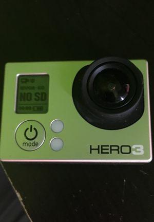 Gopro hero 3 for Sale in Aberdeen, MD