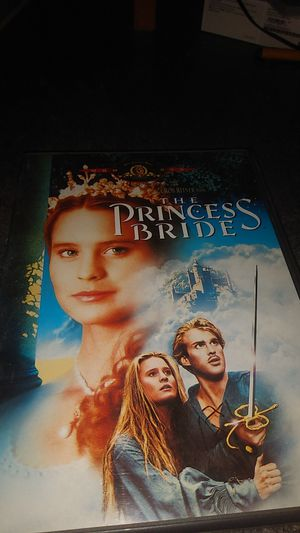 Princess bride dvd for Sale in Tempe, AZ