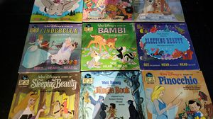 Disney see hear and read records for Sale in Arlington, TX