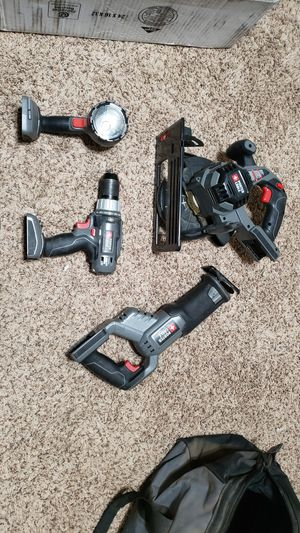 Assorted power tools for Sale in Midland, TX