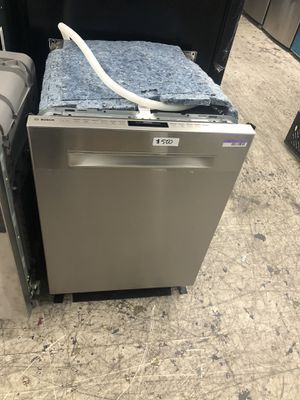 Bosch stainless steel dishwasher brand new for Sale in Los Angeles, CA
