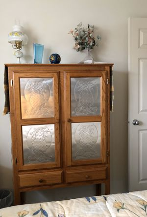 'Pie Chest' storage cabinet for Sale in Everett, WA