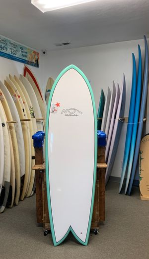 New - Fish Surfboard 6' for Sale in Virginia Beach, VA