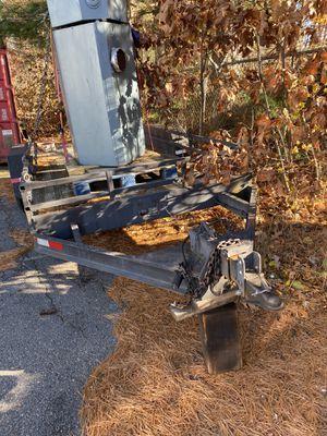 """6'4""""x16 Car trailer for Sale in Billerica, MA"""