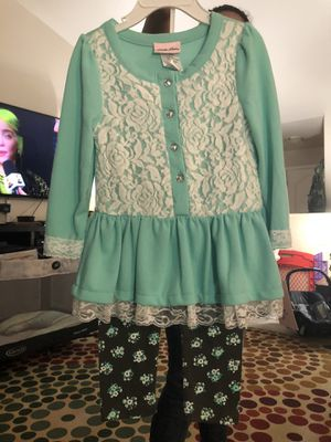 3t Little Girls Outfit for Sale in Fountain, CO