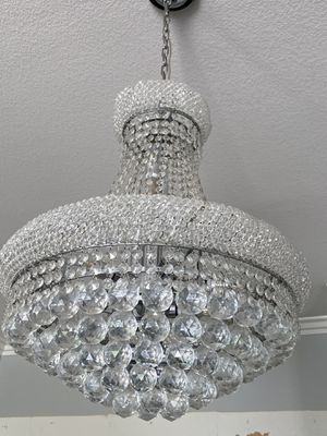 2 Chandelier for sale for Sale in Rancho Cucamonga, CA