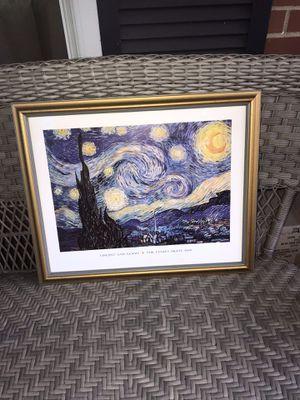 VINCENT VAN GOGH PRINT for Sale in Creve Coeur, MO