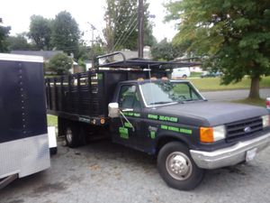 Dump TRUCK. WITH NEW MOTOR. for Sale in Rockville, MD