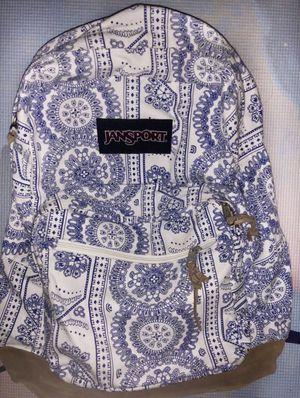JANSPORT Right Pack Swedishh Lace Backpack for Sale in Monterey Park, CA
