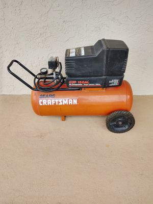Craftsman air compressor for Sale in FL, US