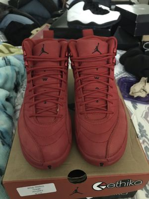 Jordan 12 gym red for Sale in Silver Spring, MD