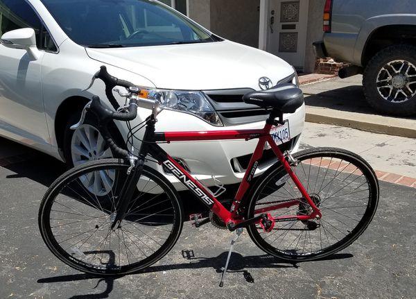 Road bike Genesis REDUCED PRICE aluminium frame