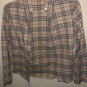 Kids Burberry Shirt(womens XXS) for Sale in Decatur, GA