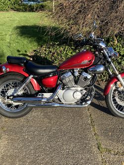 2014 Yamaha VStar 250 for Sale in Vancouver,  WA