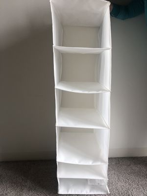 MOVING SALE: IKEA Hanging Closet Organizer for Sale in Chicago, IL