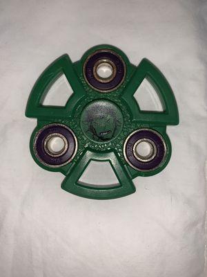 Vintage the hulk fidget spinner for Sale in Salem, OR