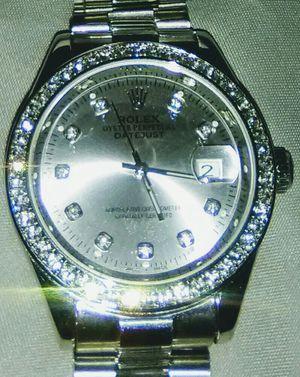 Men's luxury wrist watch(Swiss movement) for Sale in Charlestown, MD