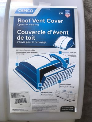 RV or trailer Vent roof cover for Sale in Montebello, CA