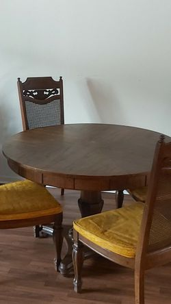 Wood Expandable Dining Table for Sale in San Diego,  CA