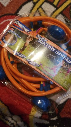Water sprinkler for Sale in Martinsburg, WV