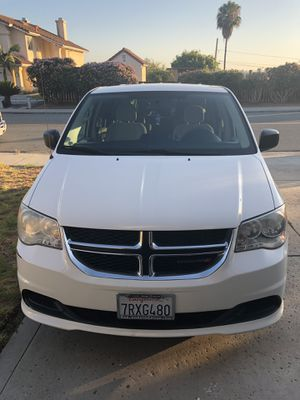 2012 Dodge Caravan SE Clean title Low mileage for Sale in Spring Valley, CA
