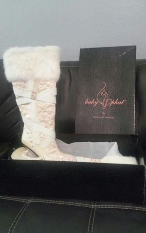 Baby Phat Snow Boots for Sale in Fort Worth, TX