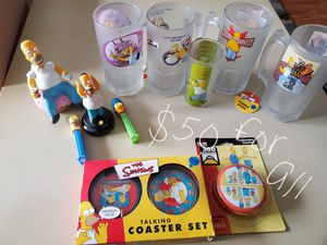 Simpsons collectibles for Sale in Romeoville, IL