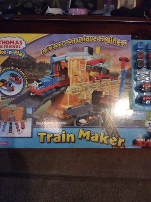 Thomas and Friends train set for Sale in Hillcrest Heights, MD