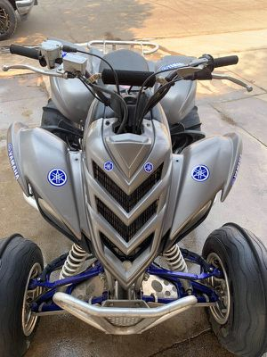 06 yamaha Raptor 700 for Sale in Fresno, CA