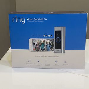 Ring Video Doorbell Pro New for Sale in Cicero, IL