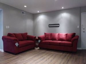 Sofa Sleeper and Loveseat for Sale in Silver Spring, MD