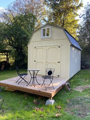 Old Hickory Sheds (Co. name),turned into He/She Shed for Sale in Seattle, WA