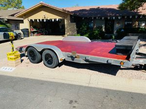 2007 pj car hauler trailer for Sale in Mesa, AZ