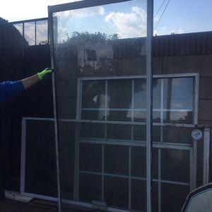 2 Glass Sliding Doors for Sale in Whittier, CA