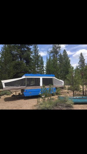 Pop-Up Camper Trailer for Sale in Hillsboro, OR