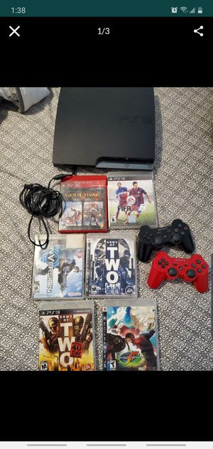 Ps3 for Sale in Las Vegas, NV