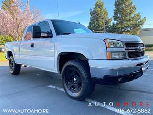 2006 Chevrolet Silverado 1500 Work Truck 4dr Extended Cab for Sale in Sacramento, CA