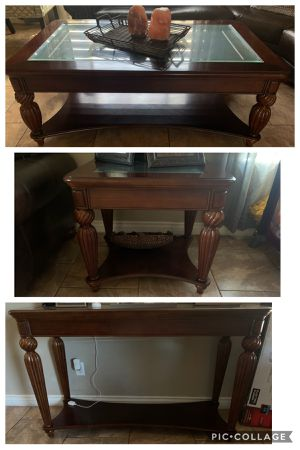 Set coffee table for Sale in Tucson, AZ