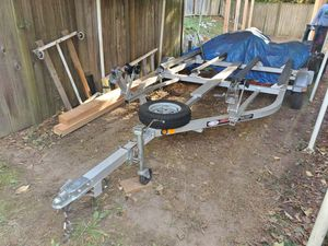 Jet ski trailer aluminum for Sale in Lynnwood, WA
