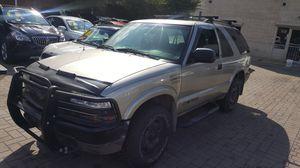 2001 CHEVY BLAZER XTREME 2 PUERTAS DEPORTIVA MUY RARA BUENAS MILLAS ESPECIAL 1995 for Sale in Chicago, IL