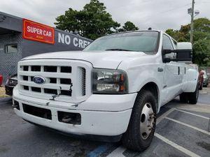 2006 Ford Super Duty F-350 DRW for Sale in Miami, FL