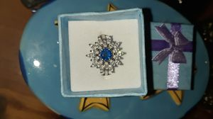 Real sterling silver ring for Sale in Valrico, FL