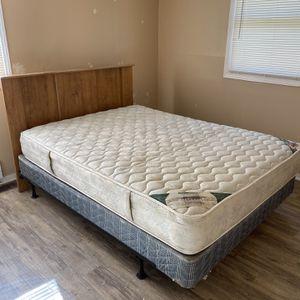 Free full sized bed Set for Sale in Atlanta, GA